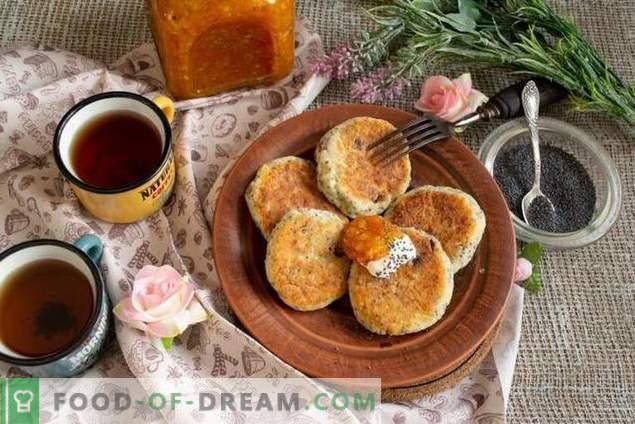 Сирена с маково семе и стафиди - вкусът на детството