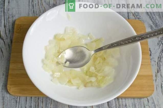 Vinete umplute cu orez și pui