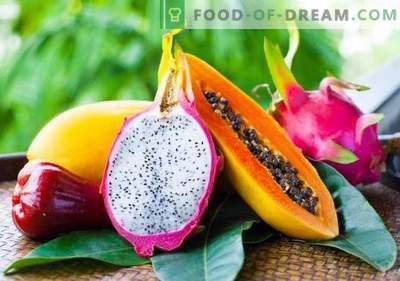 15 fructe tropicale pe care ar trebui să le încercați cu siguranță