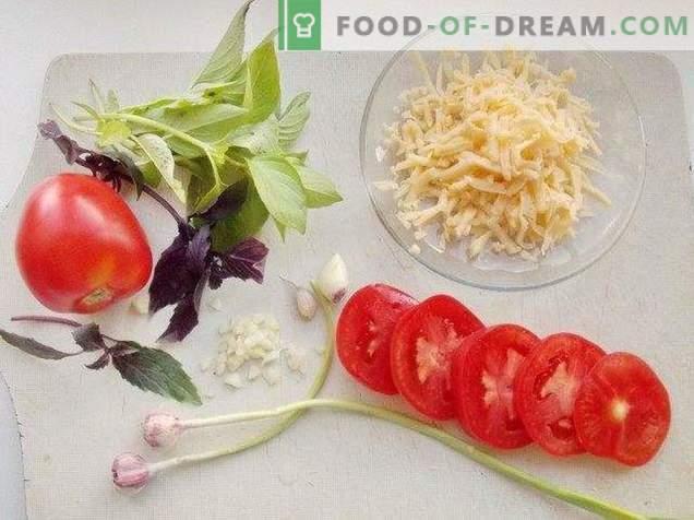 Zucchini tort de clatite