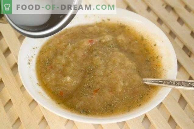 Sos de chili thailandez cu ceapă și ghimbir