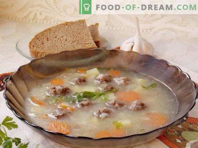 Supă de carne