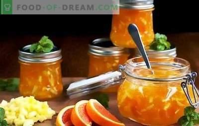 Gem Apple cu portocaliu pentru iarnă: cum să-ți tratezi pe cei dragi? Reguli pentru a face gem de mere cu portocale pentru iarnă - rețete transparente