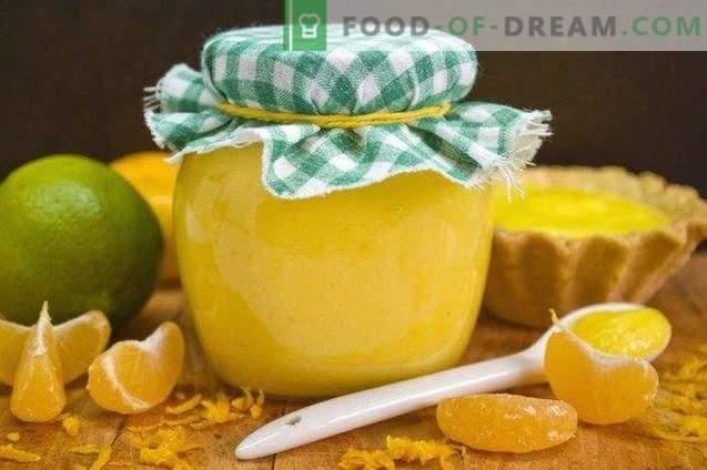 orange kurde avec citron vert et mandarines