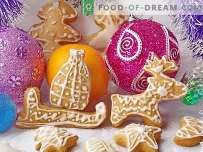 Crăciun turtă dulce cu glazură