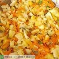 Zucchini umplute