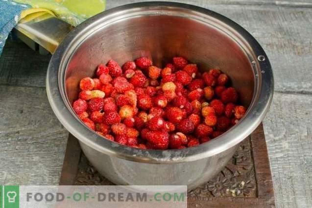 Gem de căpșuni sau căpșuni groase