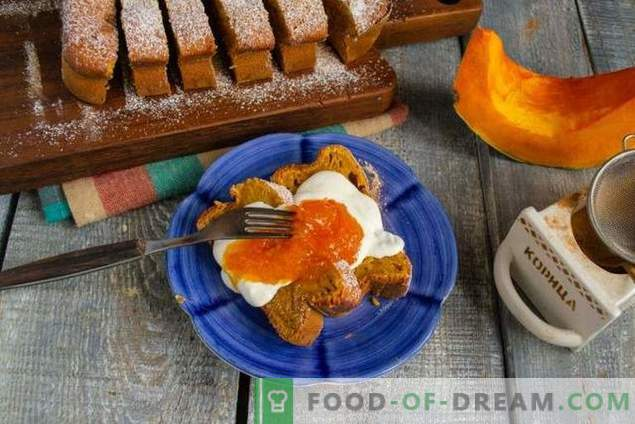 Cascaval de scorțișoară de dovleac - Desert sănătoasă și delicios