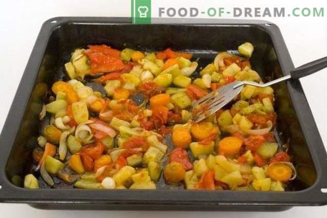 Caviar de fructe de legume friabile