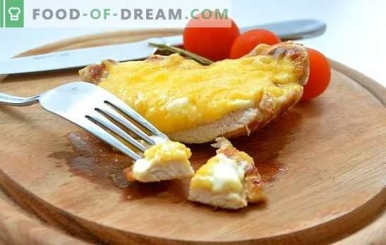 Coacăze de porc cu brânză: ești clasic, batrat sau cu cireșe? Rețete zilnice și festive de porc cu brânză