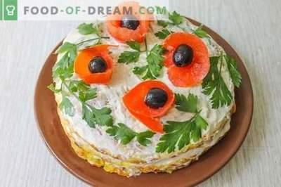 Prăjitura de zucchini - o gustare originală și o trăire mare