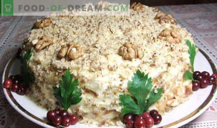 Tort delicios de varză.