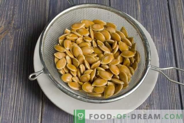 Cum se face o lampă de dovleac și semințe de dovleac uscat?