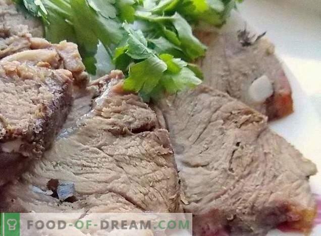 Carne de porc gătită la domiciliu