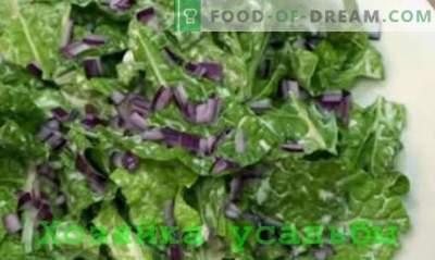 Mâncăruri de varză simple și gustoase din China