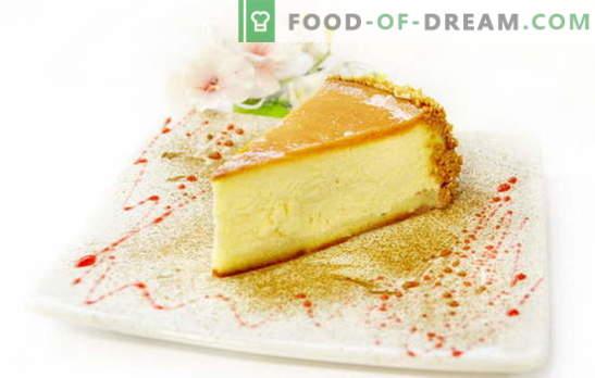 Cheesecake clasic - toate deserturile sunt desert! Cele mai bune retete pentru cheesecake clasic pentru o viata dulce: simpla si complexa