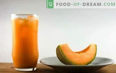 Compote de pepene galben pentru iarnă - gust și aromă de vară. Cele mai bune retete pentru compotul de pepene galben pentru iarna: cu mere, prune, pepene verde, fructe de padure si altele