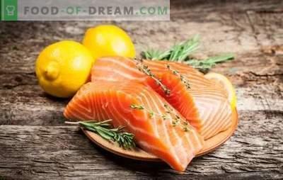 Peștele cu lamaie este un duet armonios! Rețete de pește diferit cu lămâie în folie, pe o tavă și chiar în cuptor