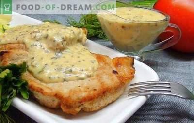 Friptura de porc în cuptor - o bucată șic! Retete de friptura de porc cu muștar, sos de soia, ceapă, cartofi și miere