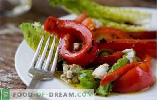 Ardei prăjiți: ce delicios! Introducerea retetelor dovedite și noi de pâine prăjită