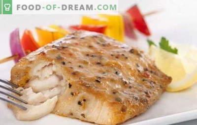 File de pollock în cuptor: ieftin și gustos! Retete pentru suc delicios de pollock în cuptor rapid: cu legume, brânză, smântână, ouă amestecate