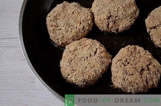 Greacă rapidă cu cartofi brute - rețetă foto pas cu pas a autorului. Atenție: cartofii pot fi înlocuiți cu carne tocată sau ficat de pui
