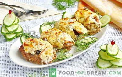 Carne în franceză cu carne tocată - o nouă versiune a felului de mâncare tradițională. Șase rețete de cea mai bună masă în franceză cu carne tocată