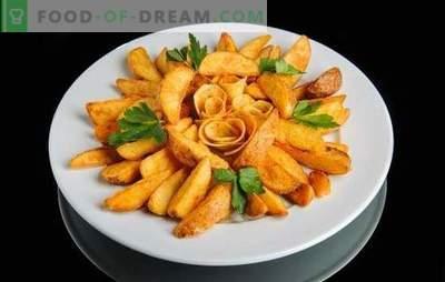 Cartofi de țară într-un aragaz lent: cu legume sau carne. Cina delicioasă și rapidă - cartofi de țară