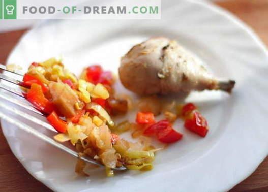 Steamed Chicken - cele mai bune retete. Cum să procedați corect și să gătiți puiul pentru un cuplu.