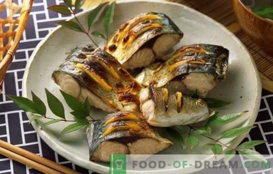 Mâncăruri de pește târziu: festive și de zi cu zi. Rețete de feluri de mâncare de pește: lenjerie, supe, salate, chifteluțe, fripturi