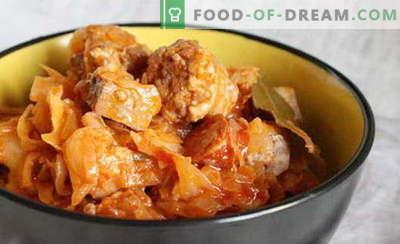 Varza solyanka - cele mai bune retete. Cum să gătești în mod corespunzător și gustos supă de varză.