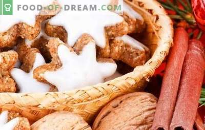 Glaze pentru cookie-uri: creați o capodoperă! Retete pentru glazuri diferite pentru cookie-uri: proteine, ciocolata, zahar, miere, caramel