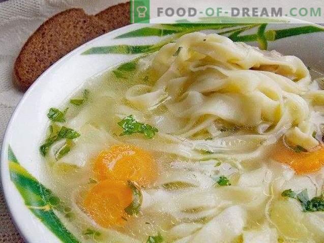 Supa de pui de pui