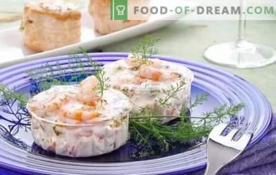 Creveți în sosul de smântână - complementul perfect pentru orez și paste făinoase! Rețete de creveți într-un sos cremos cu usturoi, ceapă, lămâie, vin