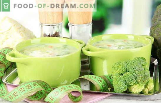 7 zile supă de slăbire - efectul va fi! Rețete de supă de slăbire săptămânal: cu ceapă, roșii, țelină, varză