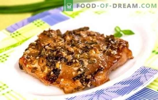 Carne de porc în sos de soia în cuptor - o masă parfumată fără prea mult efort. Rețete de carne de porc delicioasă în sos de soia în cuptor