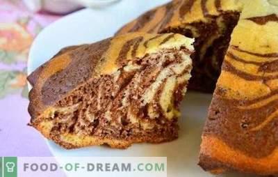 Rețeta de plăcintă rapidă pe chefir - baze delicioase de coacere de hassle. Cele mai bune retete pentru placinta rapida pe kefir