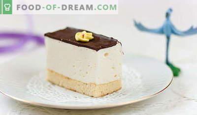 Cake Bird's Milk - cele mai bune retete. Cum să gătesc în mod corespunzător și gustos la tort acasă lapte de pasăre.