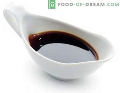 Sos Teriyaki - cele mai bune rețete. Cum să preparăm în mod corect și delicios sosul Teriyaki.