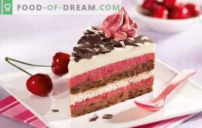 Cele mai delicioase creme pentru prăjituri - o selecție șic! Rețete pentru creme delicioase de biscuit și alte prăjituri de casă