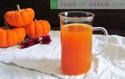 Sucul de dovleac și de măr este un miracol, fără vrăjitorie! Faceți un stoc de suc de dovleac și de mere conform unor rețete dovedite