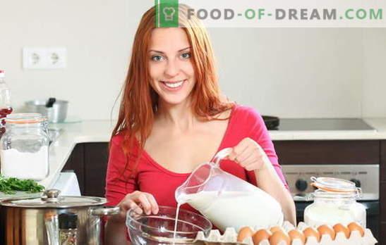 Un mic dejun rapid - rețete, idei noi. Prepararea micului dejun delicios și sănătos în grabă în fiecare zi