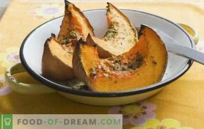 Dovleac fript în pan - incredibil de gustos! Deserturi, aperitive și a doua vase de dovleac prăjite într-o tigaie