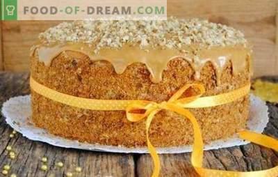 Un tort simplu în cinci minute este posibil! O selecție a celor mai ușoare rețete pentru prăjituri rapide: rapid și gustos