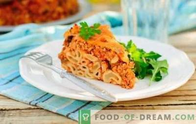 Bolognese cu carne tocată - sos italian! Rețete de sos bolognese cu carne tocată și roșii, ciuperci, vin, pastă de tomate