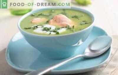 Žuvų sriuba iš chum - naudinga, paprasta, skanu. Geriausi keta sriubos receptai (nuo galvos, uodegos, pelekų) kiekvienam skoniui: su kruopomis ir kukurūzais