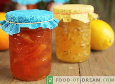 Gem de lămâie: cum să faci corectă lămâia de lămâie