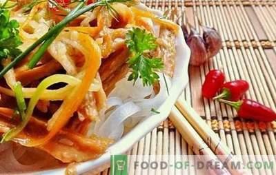 Legume în sos teriyaki - parfumat, roșu, suculent! Rețete pentru gătit diverse legume cu sos teriyaki în cuptor, pe aragaz, pe grătar