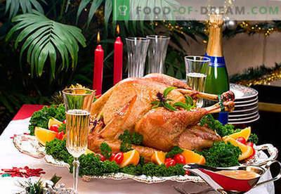 Bucate pe masa de Anul Nou - cele mai bune retete. Cum să faci cină de revelion cu adevărat festivă.