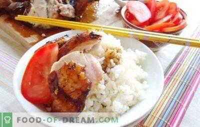Marinada pentru pui cu sos de soia: carne delicată cu aromă orientală. Reteta pentru marinata de pui cu sos de soia si miere, iaurt, kefir